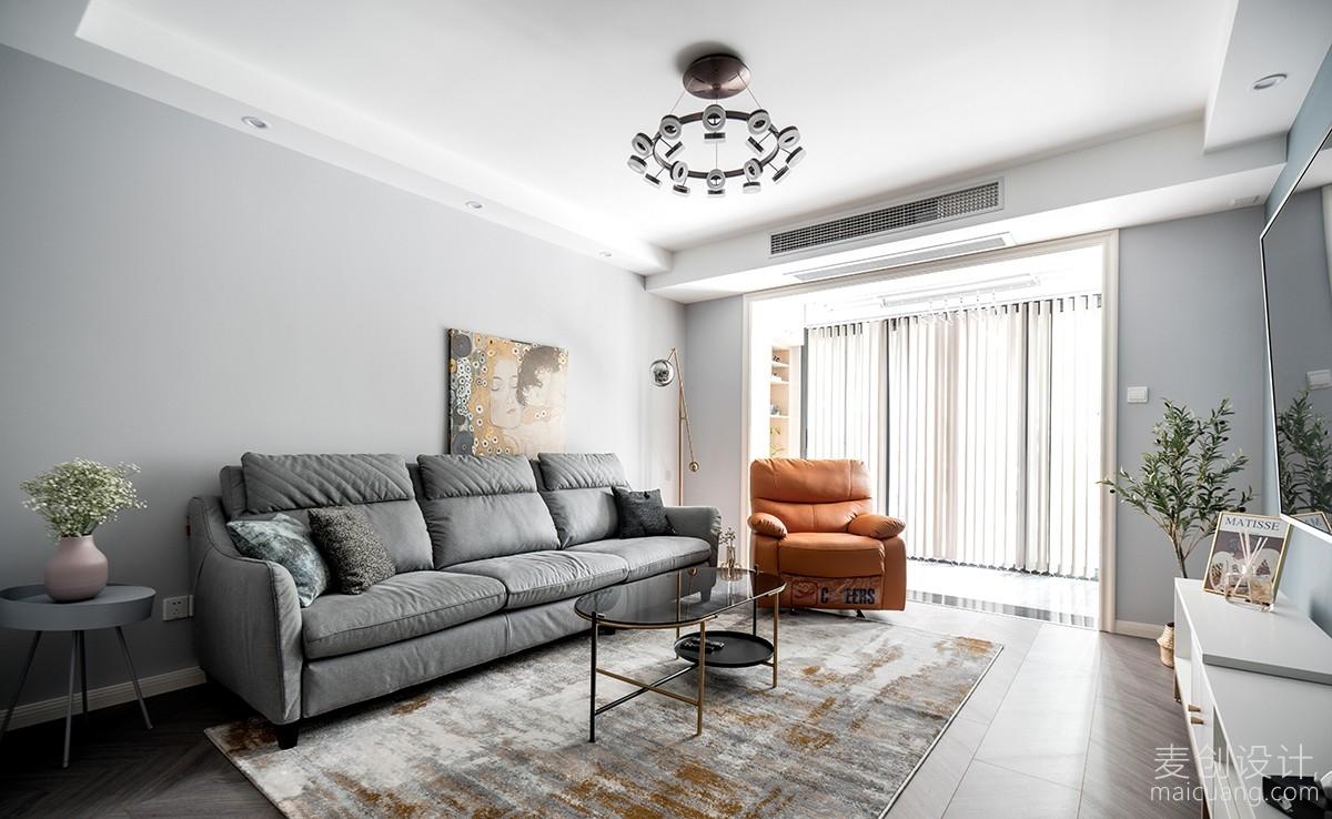 客厅家庭装修方案