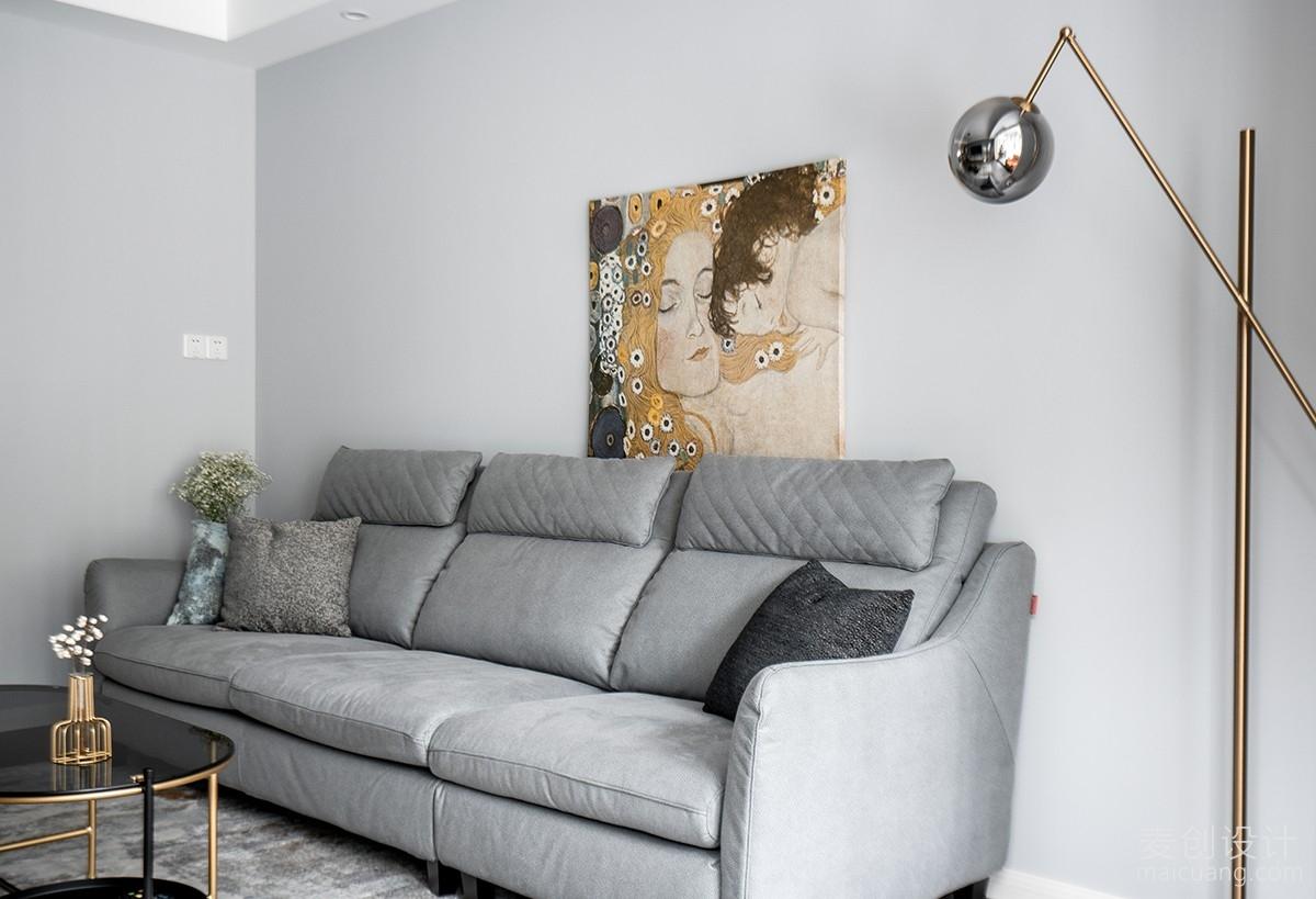 沙发细节图
