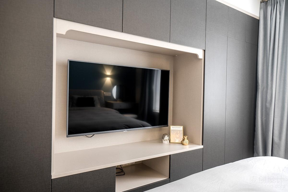 卧室电视柜墙面