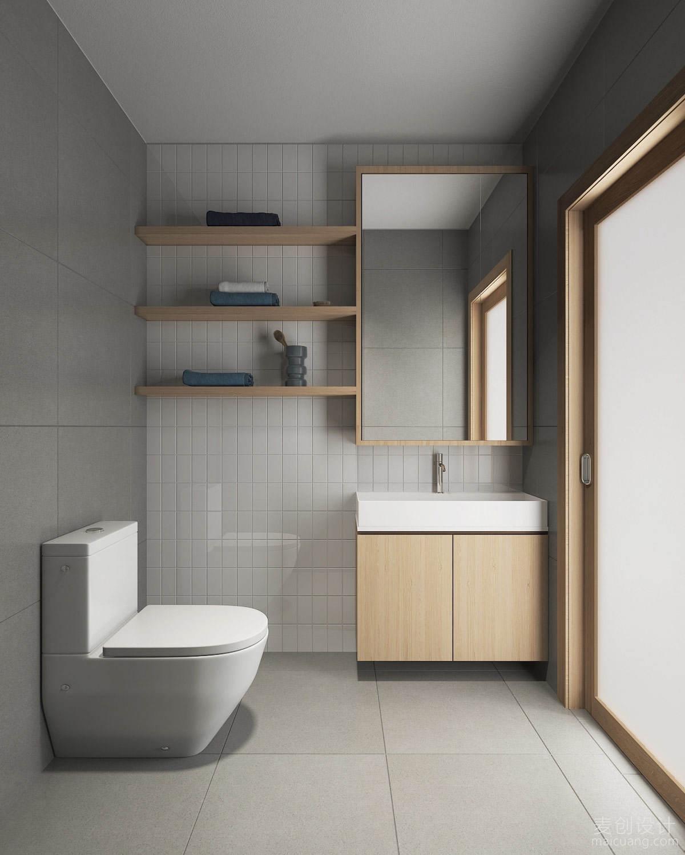 卫生间装修室内效果图