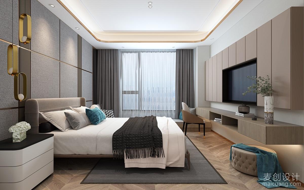 主卧室装修设计效果图